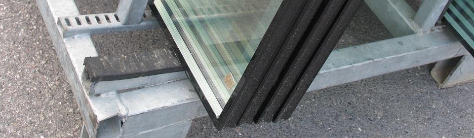 Voorraad glas